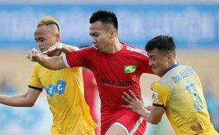 Tiền vệ của SLNA không đối thủ trong cuộc bình chọn của AFC