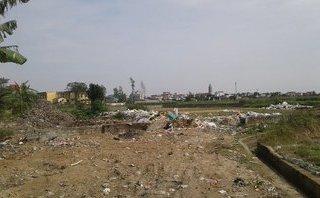 Điểm nóng - Nam Định: Thành lập dự án khu xử lý rác thải cách trường tiểu học 200m
