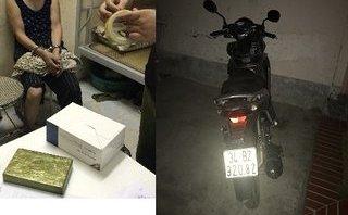 Pháp luật - Bắt 'nữ quái' U50 vận chuyển thuê heroin
