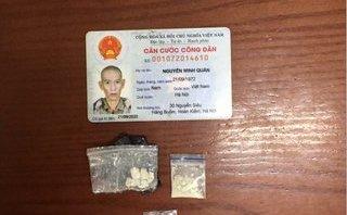 An ninh - Hình sự - Bắt giữ đối tượng tàng trữ ma túy ngày đầu năm mới
