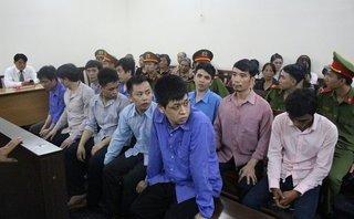 Pháp luật - Hôm nay tuyên án vụ 'đại bàng phòng giam' đánh chết người