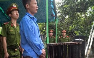 Pháp luật - Kẻ đâm chết cán bộ địa chính xã lãnh án chung thân
