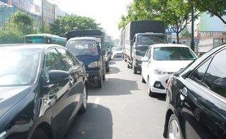 Chính trị - Xã hội - Ô tô đi vào trung tâm TP.HCM sẽ phải đóng phí