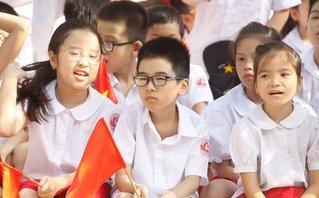 Chính trị - Xã hội - Chùm ảnh: Tưng bừng chào đón năm học mới