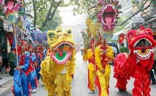 Cần biết - Hà Nội: Tưng bừng chuẩn bị lễ hội đình Yên Thái 2017
