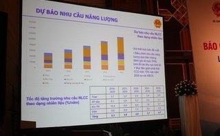 Môi trường - Nhu cầu về năng lượng của Việt Nam đang tăng rất nhanh