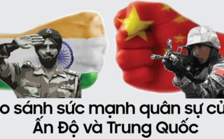 Quân sự - So sánh sức mạnh quân sự của Ấn Độ và Trung Quốc