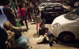 Tiêu điểm - Người dân Mexico hoảng loạn vì trận động đất mạnh nhất  trong hơn 30 năm qua