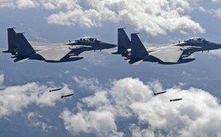 Quân sự - Đằng sau việc Mỹ điều hàng loạt máy bay ném bom đến bán đảo Triều Tiên