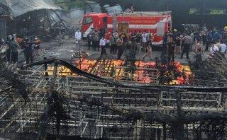 Tiêu điểm - Nổ kinh hoàng nhà máy pháo hoa ở Indonesia, 27 người thiệt mạng