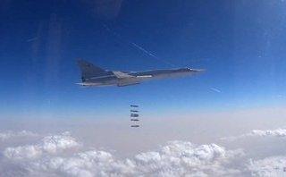 Quân sự - Nga phóng tên lửa Kalibr và không kích quy mô lớn nhằm vào IS ở Syria