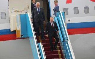 Tiêu điểm - Tổng thống Nga Putin đã đến Đà Nẵng
