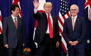 Tiêu điểm - Lãnh đạo Mỹ-Nhật-Australia thảo luận về vấn đề Triều Tiên