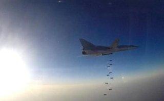 Tiêu điểm - Syria: Máy bay ném bom tầm xa Nga ồ ạt không kích mục tiêu IS