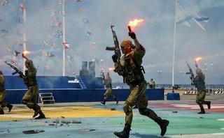Quân sự -  Đằng sau động thái Nga bất ngờ tập trận sát biên giới Triều Tiên