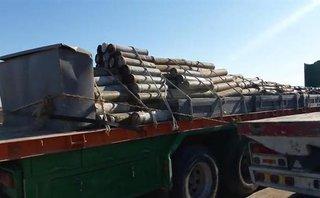 Quân sự - Syria: Tiết lộ bất ngờ về kho vũ khí khổng lồ của IS ở Deir ez-Zor