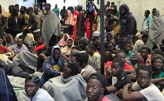 """Tiêu điểm - Kinh hoàng """"đấu giá người lao động"""" như nô lệ ở Lybia"""