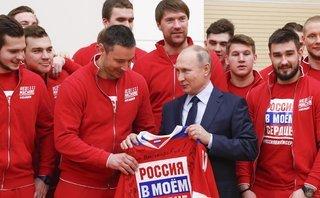 Tiêu điểm - Lời xin lỗi cảm động của TT Putin với các vận động viên Nga