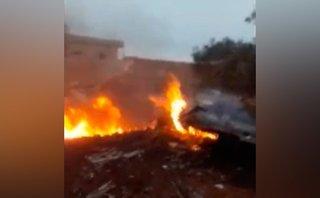 Quân sự - Syria: Mỹ bất ngờ lên tiếng sau vụ tiêm kích Su-25 của Nga bị bắn rơi