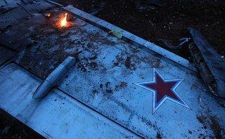 Quân sự - Syria: Bí ẩn nguồn gốc loại vũ khí phiến quân sử dụng bắn hạ máy bay Nga