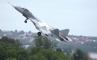 Tiêu điểm -  Sẽ có 'đòn sấm sét' sau khi Nga âm thầm điều siêu tiêm kích Su-57 đến Syria?