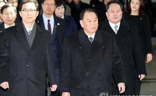 Tiêu điểm - Những nhân vật đặc biệt trong phái đoàn Triều Tiên đến Hàn Quốc dự bế mạc Olympic