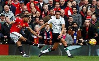 M.U đánh bại Liverpool: Rashford, người hùng mang lại chiến thắng