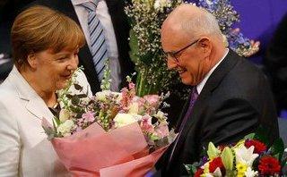 Tiêu điểm - Quét tin thế giới ngày 14/3: Bà Merkel tái đắc cử Thủ tướng Đức