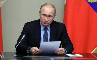 Hồ sơ - TT Putin bất ngờ sa thải 11 tướng lĩnh không rõ nguyên nhân