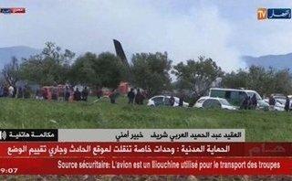 Tiêu điểm - Quét tin thế giới ngày 11/4: 257 người thiệt mạng trong vụ rơi máy bay tại Algeria