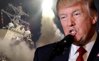 Tiêu điểm - Tổng thống Mỹ Donald Trump chính thức hạ lệnh tấn công Syria