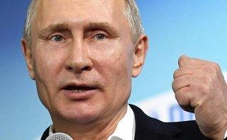 Tiêu điểm - Cảnh báo đáng suy ngẫm của TT Putin nếu phương Tây tiếp tục tấn công Syria
