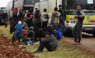Tiêu điểm - Quét tin thế giới ngày 17/4: Phiến quân Jaish al-Islam đạt thỏa thuận rời thị trấn Dumayr, Syria