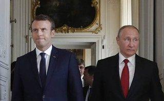 Tiêu điểm - Tiết lộ bất ngờ của TT Pháp về cuộc không kích vào Syria
