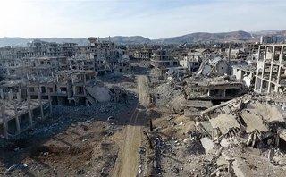Tiêu điểm - Quét tin thế giới ngày 19/4: Nga khẳng định tìm thấy vũ khí hóa học Đức, lựu đạn khói Anh tại Syria