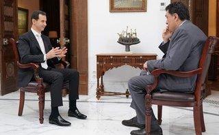 Tiêu điểm - Quét tin thế giới ngày 10/5: TT Assad tiết lộ lý do thế chiến III không bắt đầu ở Syria