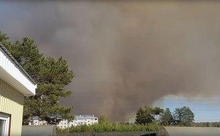 Tiêu điểm - Tin nóng thế giới ngày mới 17/5: Nổ căn cứ quân sự cũ của Nga, liên tiếp xuất hiện tiếng nổ lớn