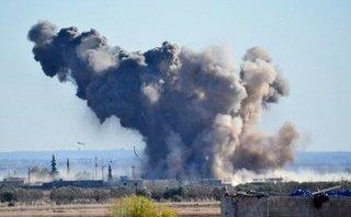 Tiêu điểm - Quét tin thế giới ngày 18/5: Nổ lớn làm rung chuyển căn cứ không quân ở Syria