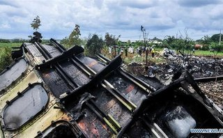 """Tiêu điểm - Quét tin thế giới ngày 19/5: Máy bay Cuba """"cố tránh nhà và trường học trước khi đâm xuống đất"""""""