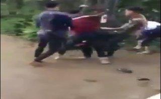 An ninh - Hình sự - Hà Nam: Xác minh nhóm nam sinh đánh hội đồng bạn rồi quay clip đăng lên mạng