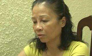 An ninh - Hình sự - Bắt giữ 'nữ quái' chuyên trộm cắp điện thoại tại phố đi bộ