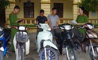 An ninh - Hình sự - Hà Nam: Tóm gọn 2 đối tượng trộm cắp xe máy liên tỉnh