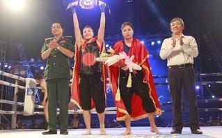 Kinh doanh - Hàng ngàn khán giả Quảng Ngãi mãn nhãn với các trận chung kết Võ cổ truyền