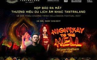 Cần biết - Thương hiệu Tantraland tổ chức chương trình 'Highway to the Hell' - sân chơi ấn tượng đầu tiên cho người Việt trẻ