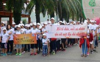 Cần biết - FrieslandCampina Việt Nam đồng hành cùng chương trình đi bộ 'Vì nạn nhân chất độc da cam và người khuyết tật nghèo' năm 2017