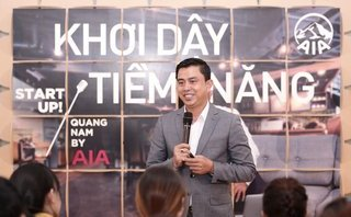 Kinh doanh - AIA - Phát triển và khơi dậy năng lực thế hệ trẻ