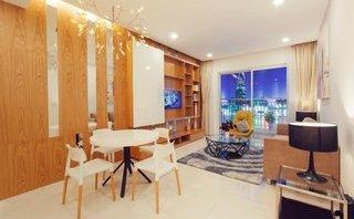 Bất động sản - Căn hộ 3 phòng ngủ hướng sông với thiết kế hiện đại ở Đông Sài Gòn