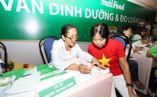 Kinh doanh -  NutiFood khám sức khỏe và tư vấn dinh dưỡng cho người cao tuổi