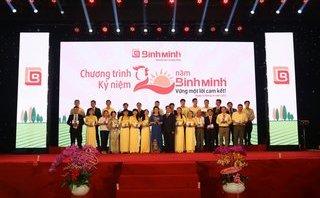 Cần biết - Sự kiện kỷ niệm 20 năm thành lập Bình Minh Group
