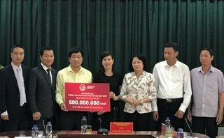 Kinh doanh - AIA hỗ trợ đồng bào bị thiên tai phía Bắc và miền Trung